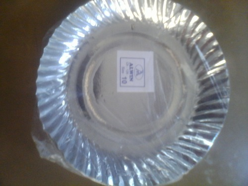 Product Image & Paper Plate Hydralik Machine | Silver Paper Plate | ALWIN Paper ...