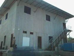 Pre fab G+1 hut