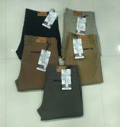 Men Mix Colour Cotton Pant