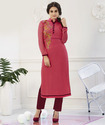 Long Sleeve Ladies Kurti