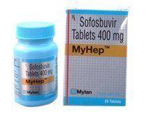 Sofosbuvir 400 mg MyHep Tablets Price & Details