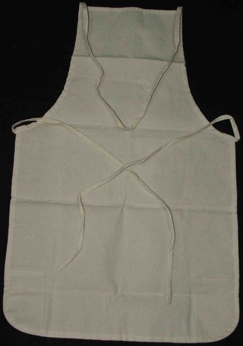 Recycled Organic Canvas Kids Apron