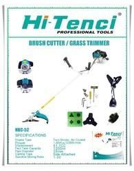 Hitenci Brush Cutter Machine
