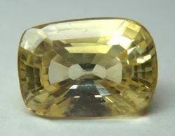 Pukhraj Yellow Sapphire