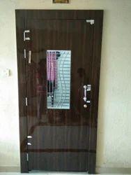 Wood Safety Door