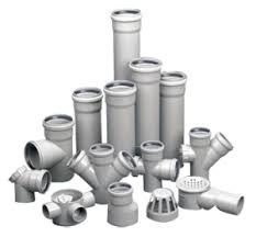 Plumbing Pipes And Sanitary Items