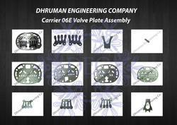 Carrier 06E Valve Plate Assembly