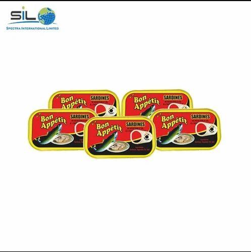 Canned Sardine, for Restaurant