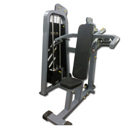 Mild Steel Shoulder Press Machine