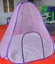 Blue Foldable Nylon Mosquito Net
