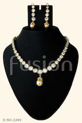 American Diamond Fashion Necklace Set