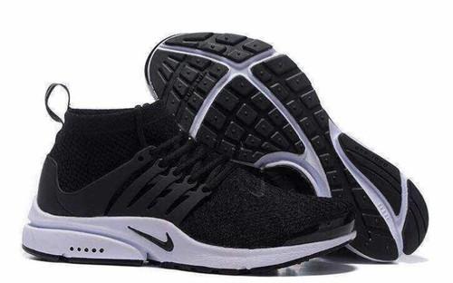 buy popular 1556f 4743f 878068-001 Men Nike Presto Black Shoes, Size  8 And 9