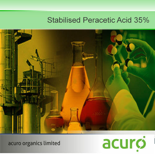 Biocides Oxidizing Stabilized Peracetic Acid 15