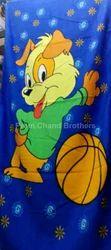 Cartoon Printed Towels