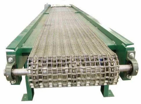 Mild Steel Honeycomb Conveyor Belts