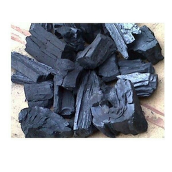 Solid Wood Charcoal, For Beverage Industry, Packaging Size: Truck Load