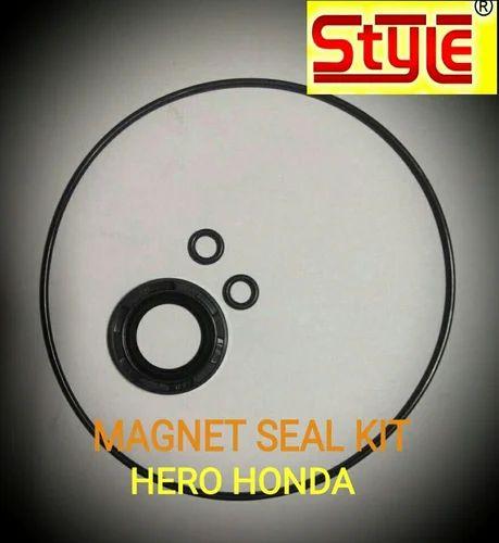 Motorcycles Magnet Oil Seal Kit - Hero Honda Magnet Seal Kit