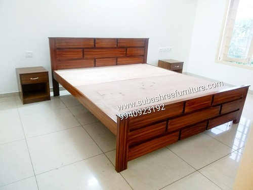 . King Size Modern Cot Bed Simple And Best Design