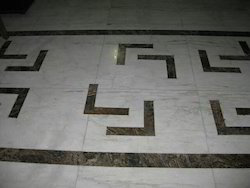 SANRATECH Italian Marble Flooring, 15-20 mm