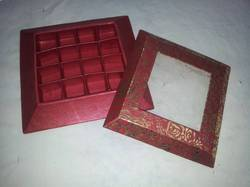 Chocolate Cardboard Gift Boxes
