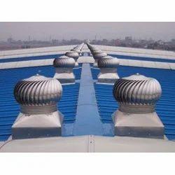 Turbo Roof Ventilator