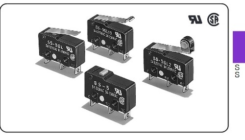 Switches Economical Subminiature Micro Switch Ss