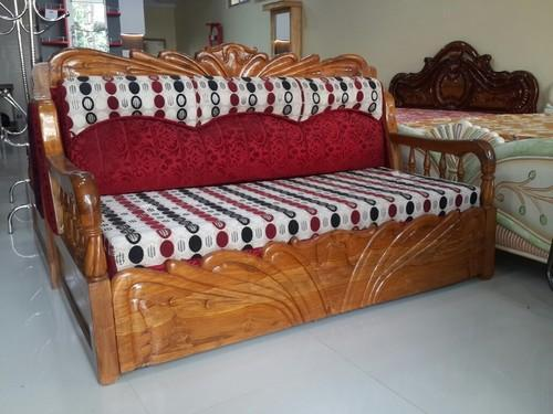 Awesome Wood Sofa Cum Bed Machost Co Dining Chair Design Ideas Machostcouk
