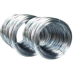 4mm And 5 Mm Galvanized Iron Wire, Packaging Type: Roll, Gauge Size: 8
