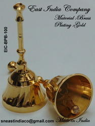 Pooja Bell Call Bell, Packaging Type: Carton Box
