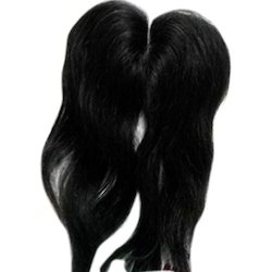 Human Single And Double Drawn Hair