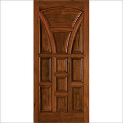Teak Wood Doors In Nagpur स ग न क लकड क