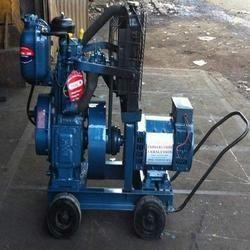 Diesel Hand Generator