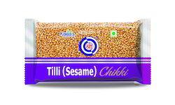 Tilli Sesame Chikki 50g 20pkt