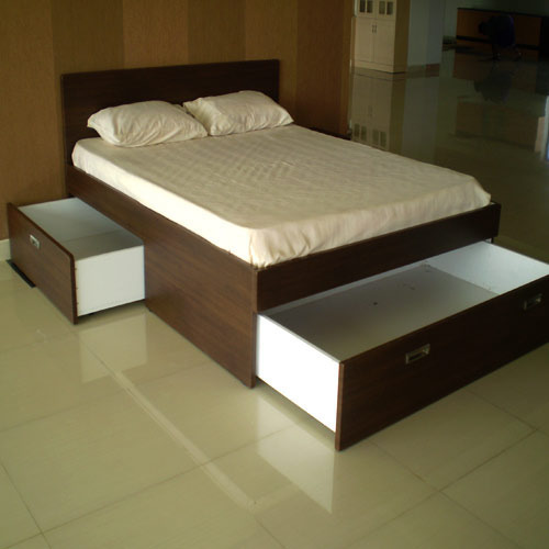Modular Furniture Modular Bed Manufacturer From Hyderabad