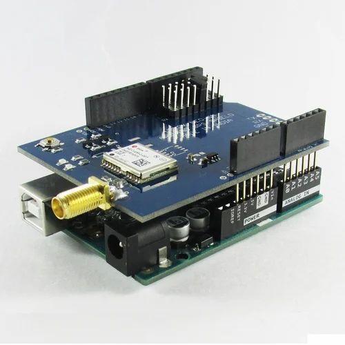 Arduino Shields - UBLOX GPS Shield Manufacturer from Bengaluru