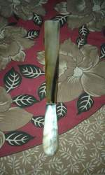 Shoe Horn With Horn Handle