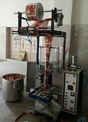 Automatic Fruit Juice Packaging Machine, IPK204 (LFS)