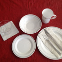 Disposable Cutlery and Crockery