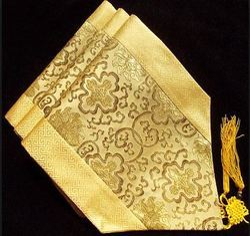 Shivam Arts Premium Silk Table Runner