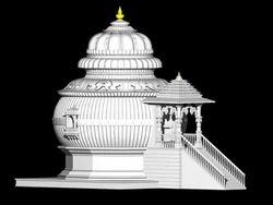 Temple Construction Work
