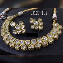 Indian Kundan Necklace