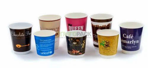 Custom paper coffee cups sleeves