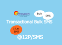 Transactional Bulk SMS (1 Lac Package)