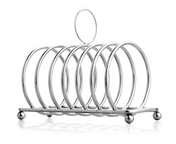 FNS Stainless Steel Toast Rack