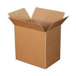 Cardboard Square Heavy Duty Corrugated Boxes, For Packaging, Box Capacity: 1-5 Kg
