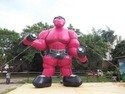 Gym Man Inflatable