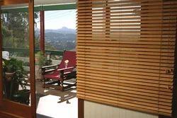 Natural Horizontal Wooden Blinds