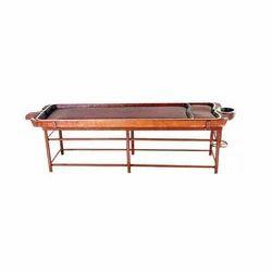 Tiltable Dhroni Table