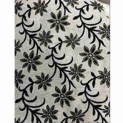 Flocks Foil Rubber Fabrics