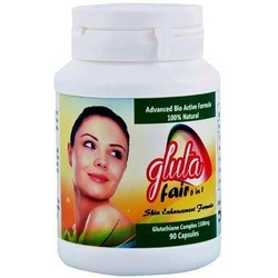 Gluta Fair 5 In 1 Skin Whitening Pills